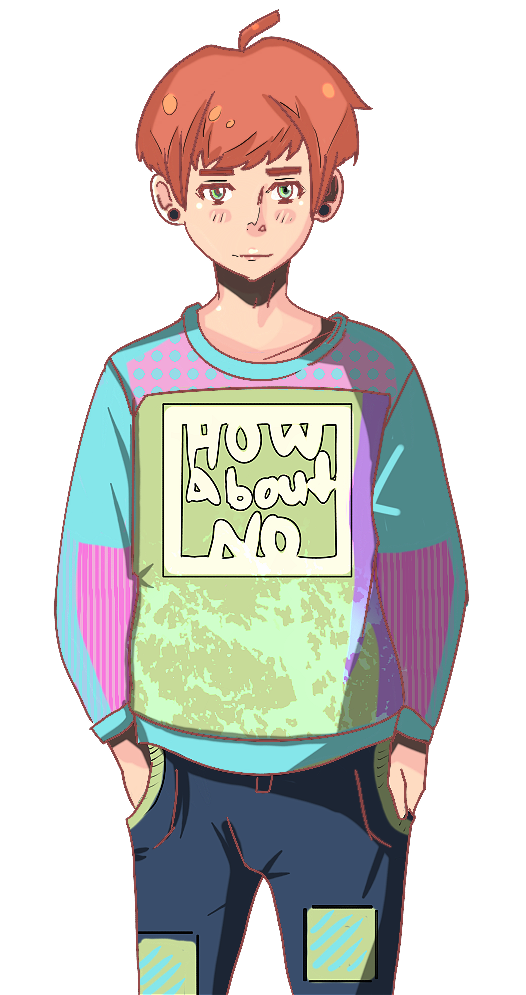 Cute anime boy png. By grammahobbes on deviantart