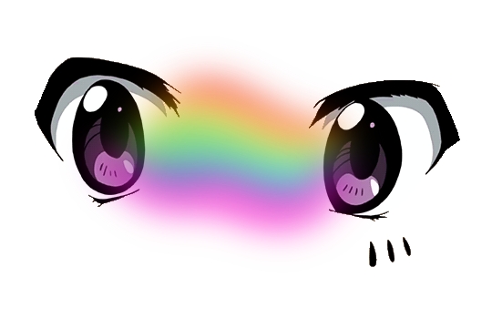 Kawaii anime eyes png. Cute tumblr vaporwave report