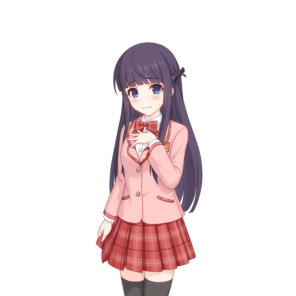 Cute anime girl png. Image beast staff kirihara