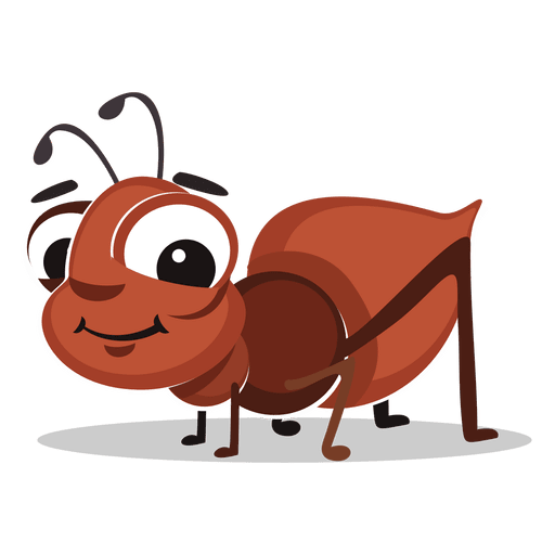 vector ant silhouette
