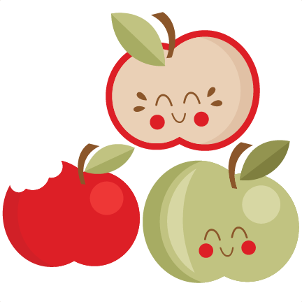 Cute apples png. Collection of apple