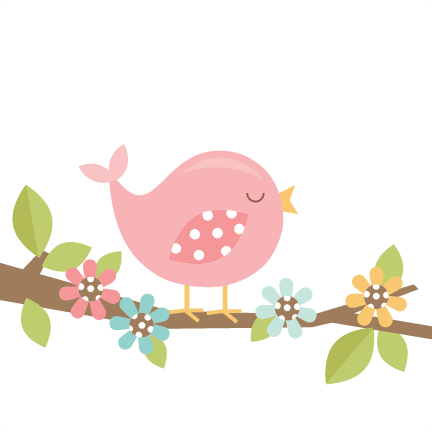 Cute bird png. Mommy svg scrapbook cut