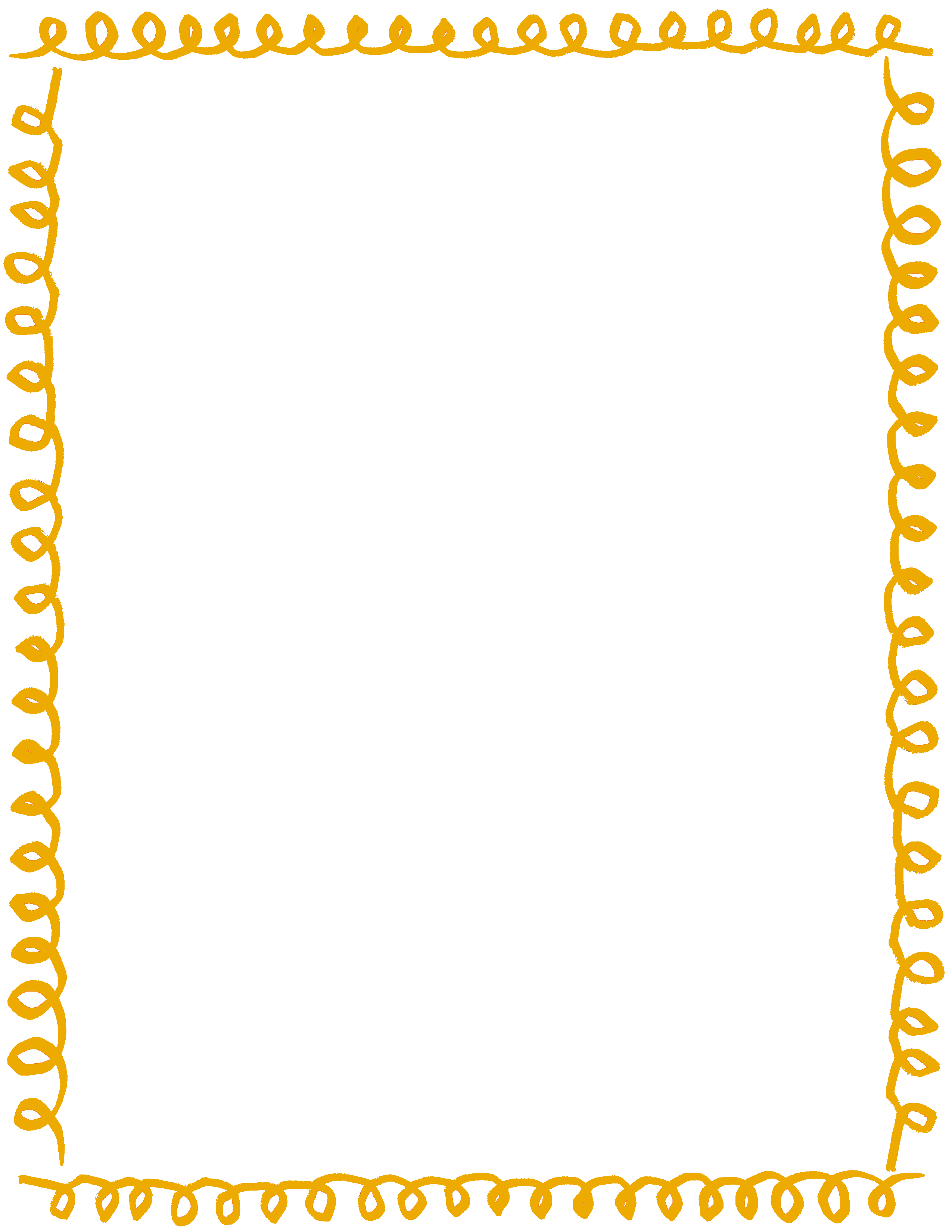 Borders clipart png. Collection of cute