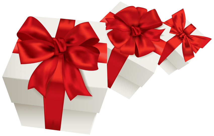 Gift boxes png. Download clipart photo toppng