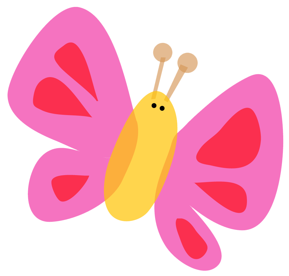 Butterflies picture mart. Cute butterfly png clip art freeuse library