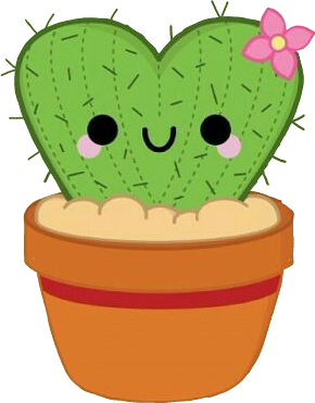 Cute cactus png. Cacti love awesome cool