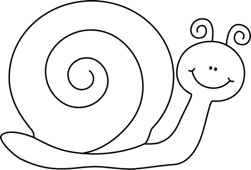 Caterpillar png black and white. Snail clip art image