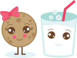 Cute clipart food. Miss kate cuttables product