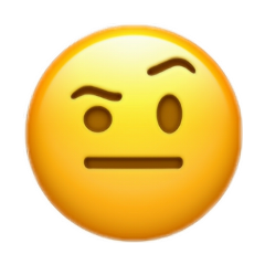 Cute confused sticker png. Popular and trending stickers
