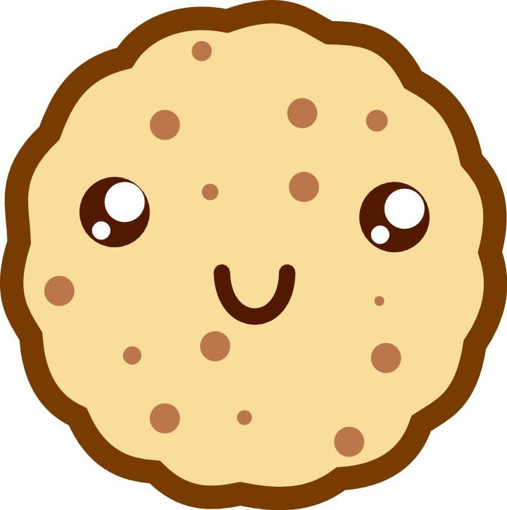 Cute cookie png. Collection of clipart
