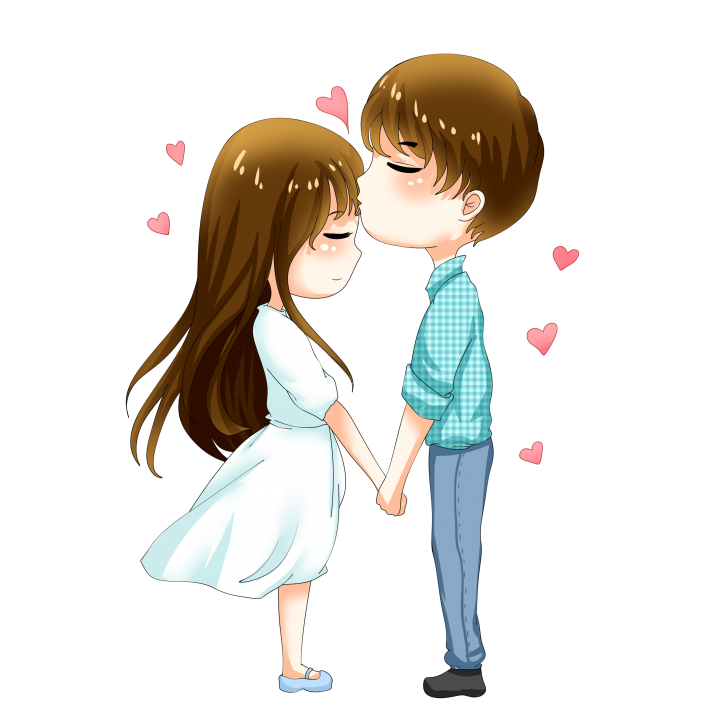 Cute couple png. Hd image free download
