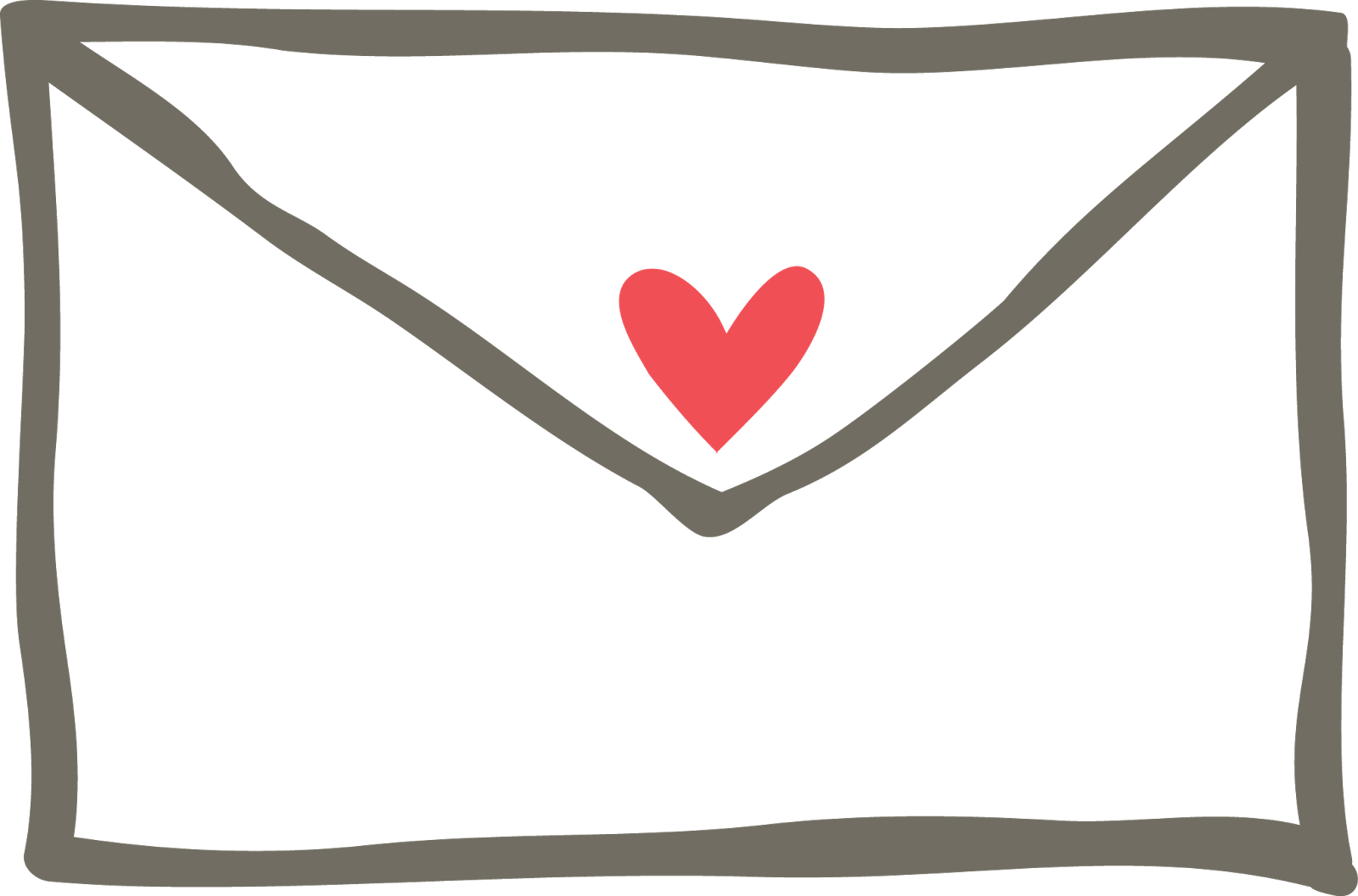 Cute envelope png. Email blogger gmail clip