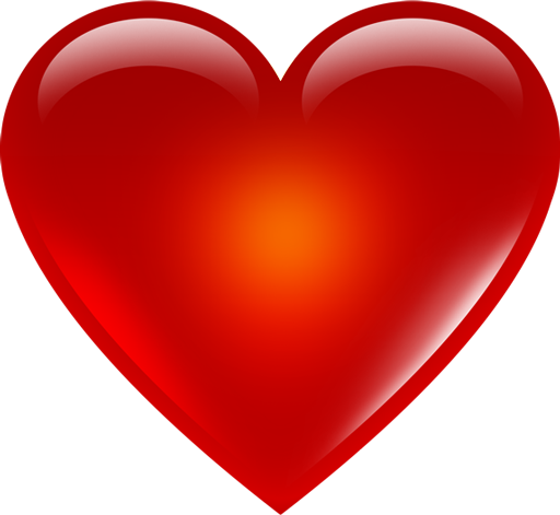 Cute emoji heart transparent. Red hearts png clipart library library