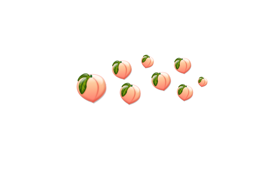 Cute png images. Wtf peaches crown freetouse