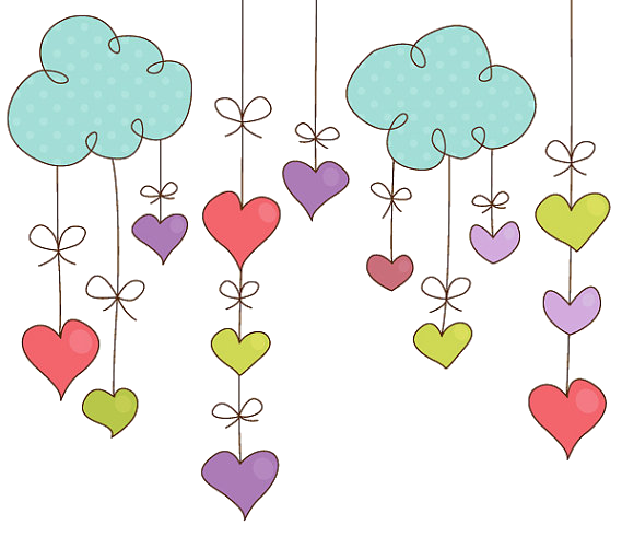 Cute png images. Heart abstract by hanabell