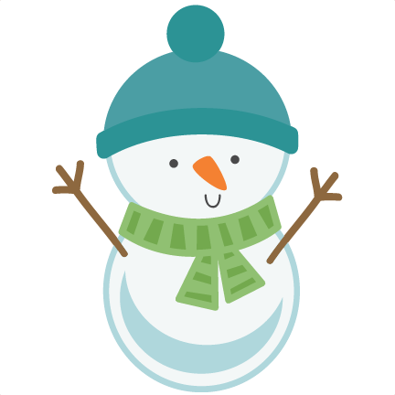 Hat svg snow man. Snowman scrapbook cut file