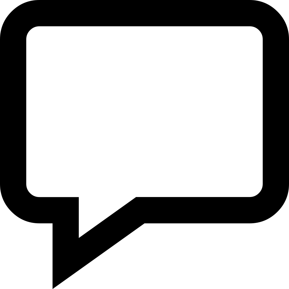 Cute speech bubble png. Svg icon free download