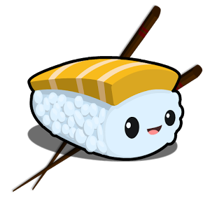 Cute sushi png. Power suggestions xat forum