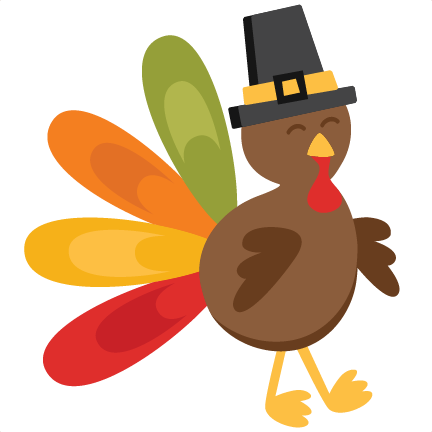 Thanksgiving svg scrapbook cut. Cute turkey png picture transparent