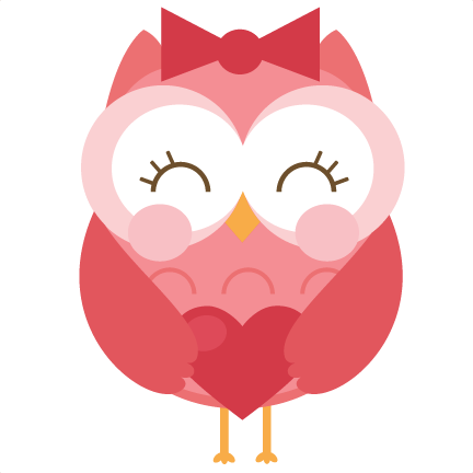Valentine clipart owl. Bee svg cut file