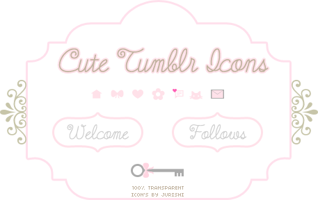 Cute welcome png. Tumblr icons by jurishi