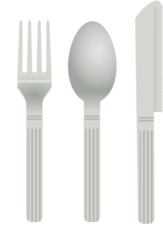 Cutlery vector food spoon. Wooden fork computer icons