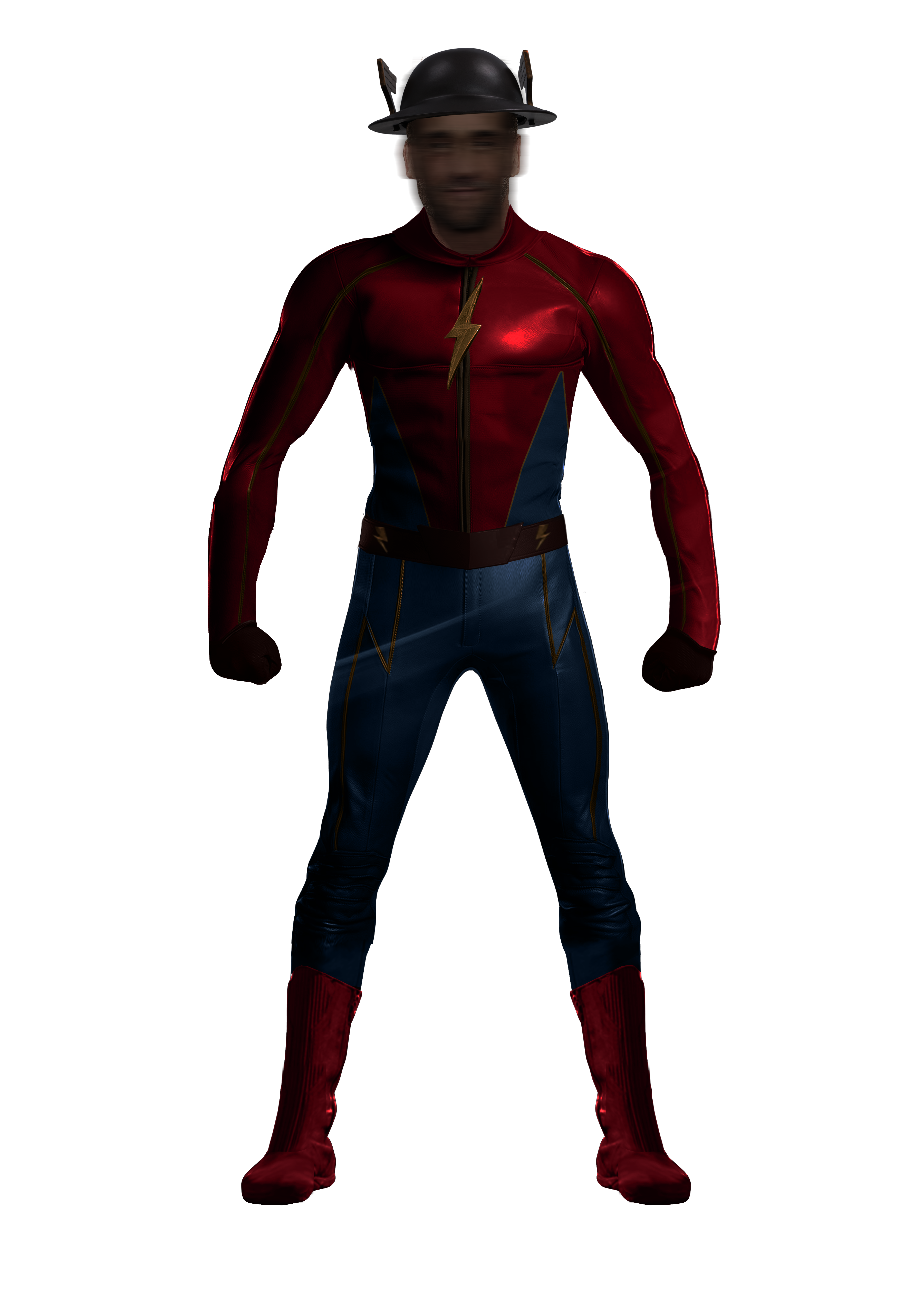 Cw flash png. Concepts made from wally