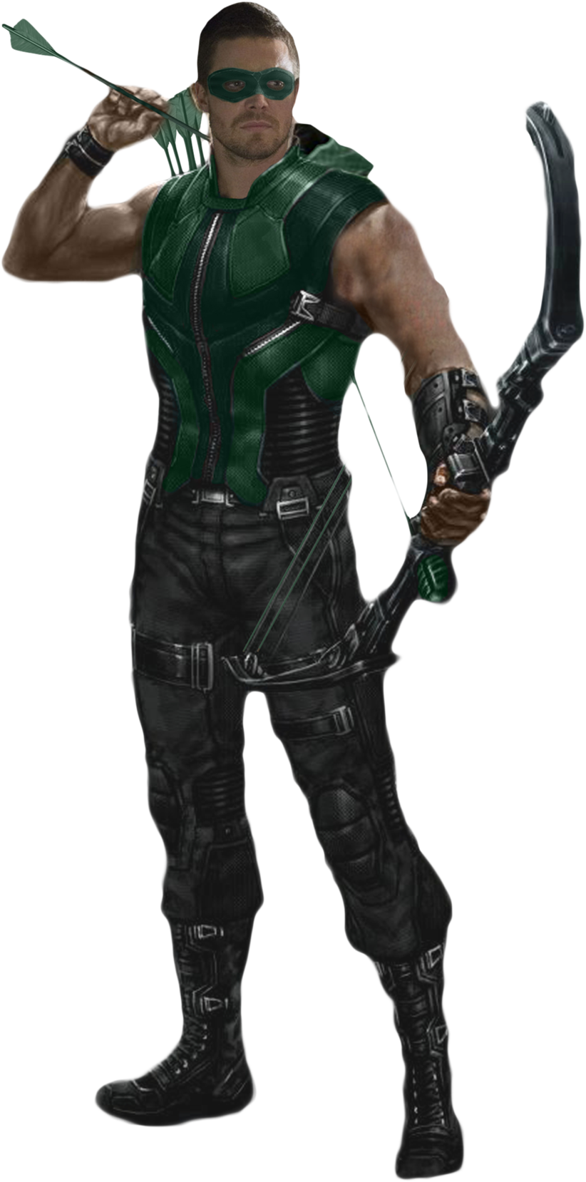 Cw arrow png. Download hd green justice
