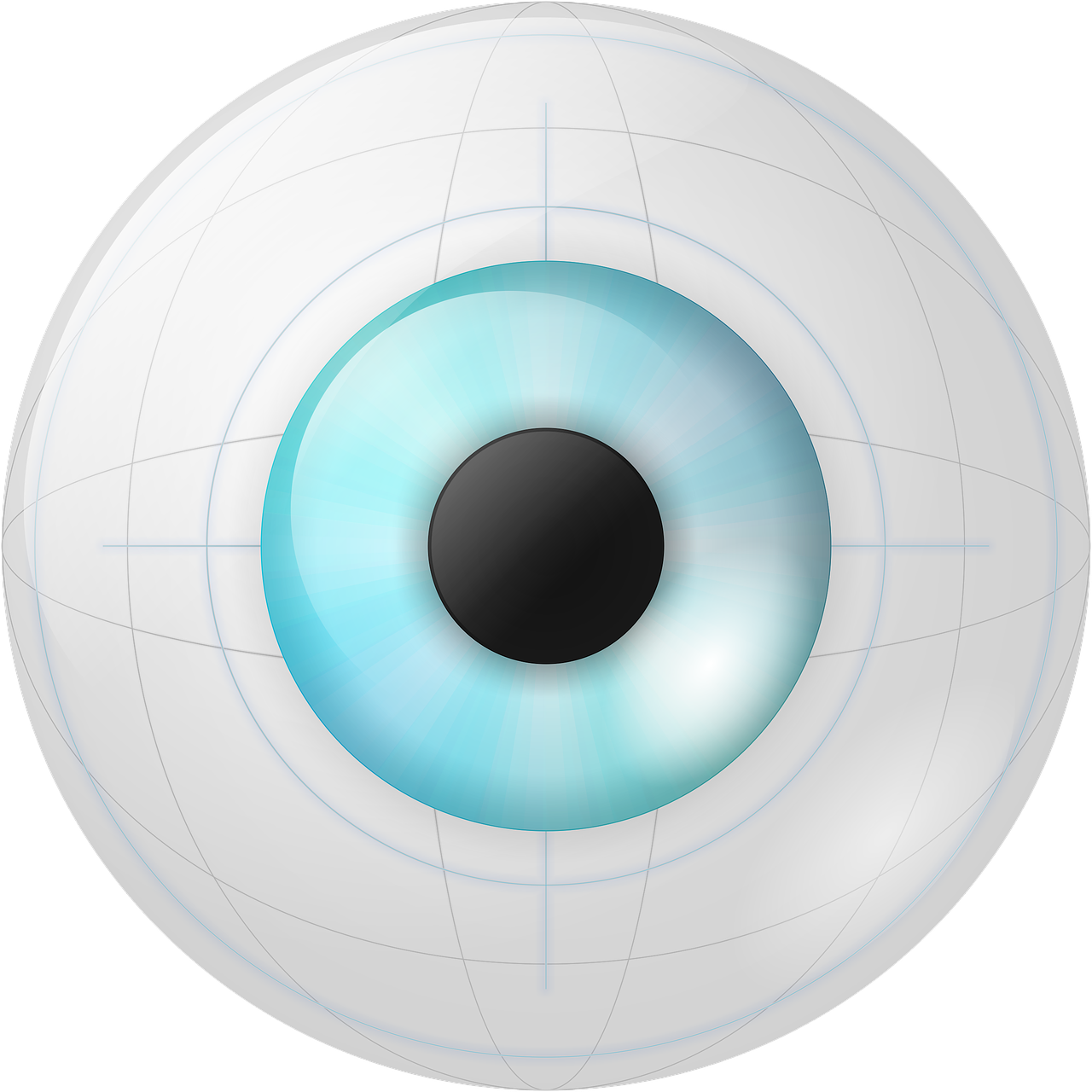 Cyborg eye png. A day in the