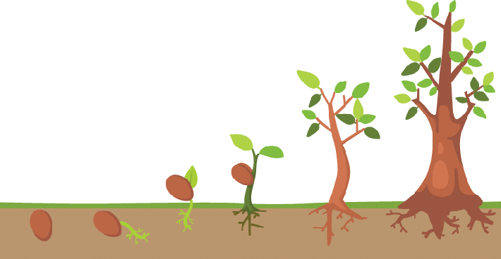 Cycle clipart. Tree life the arts