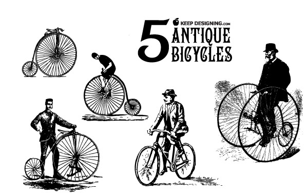 Free download of bicycle. Cycle clipart antique bike jpg royalty free stock
