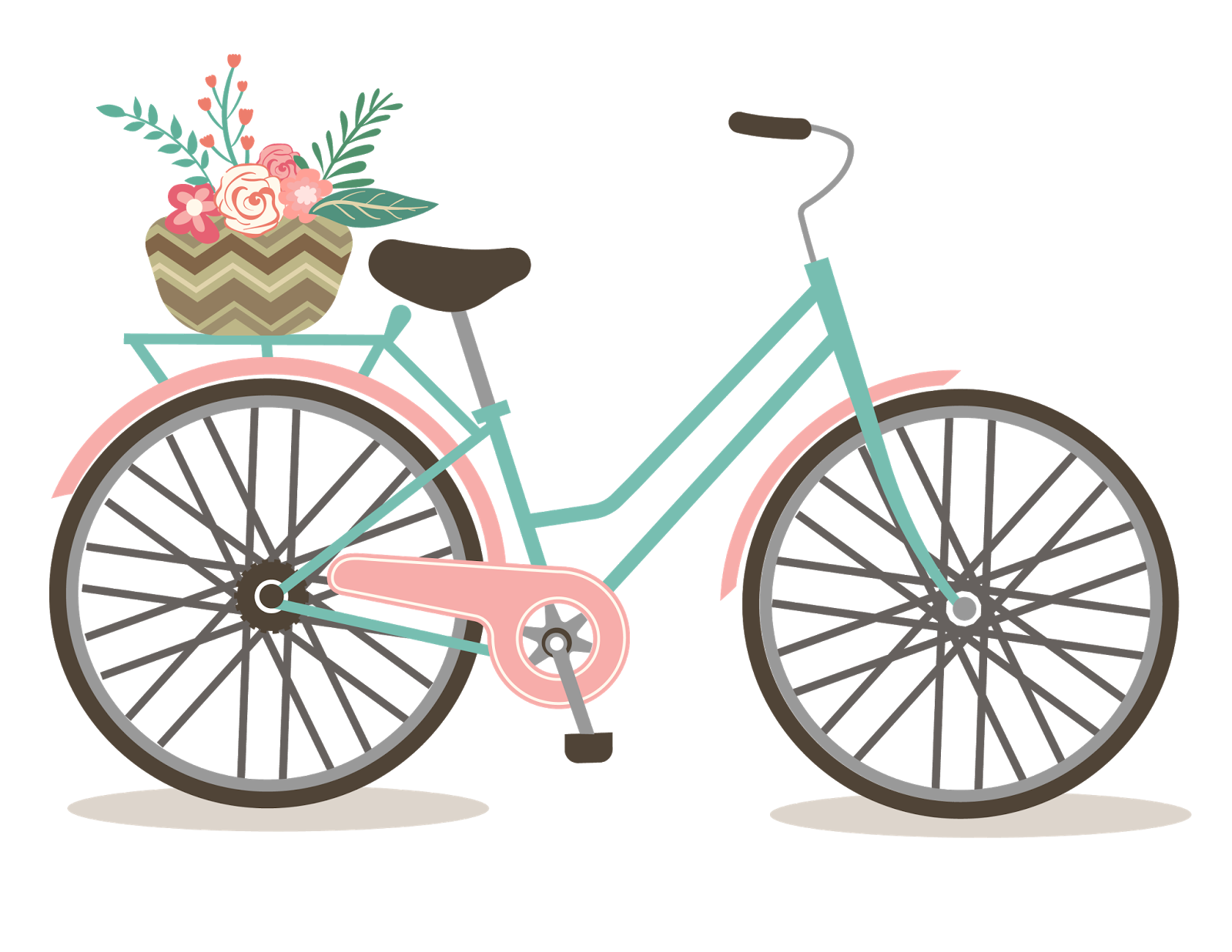 Bicycle for free download. Cycling clipart girl paris graphic transparent download