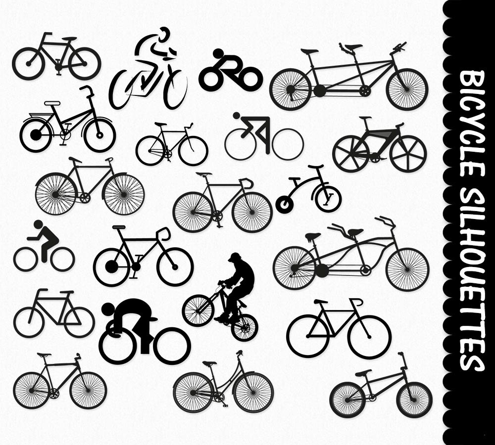 Cycle clipart bicycle drawing. Sports bike at getdrawings