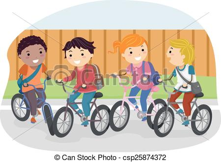 Childs illustrations and royalty. Cycle clipart toddler bike image library stock