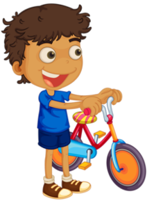 Cycle clipart toddler bike. Pin by carmen dungan