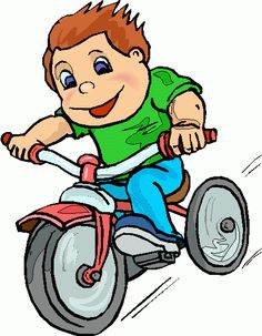 Cartoon best sabbath school. Cycle clipart toddler bike picture freeuse stock