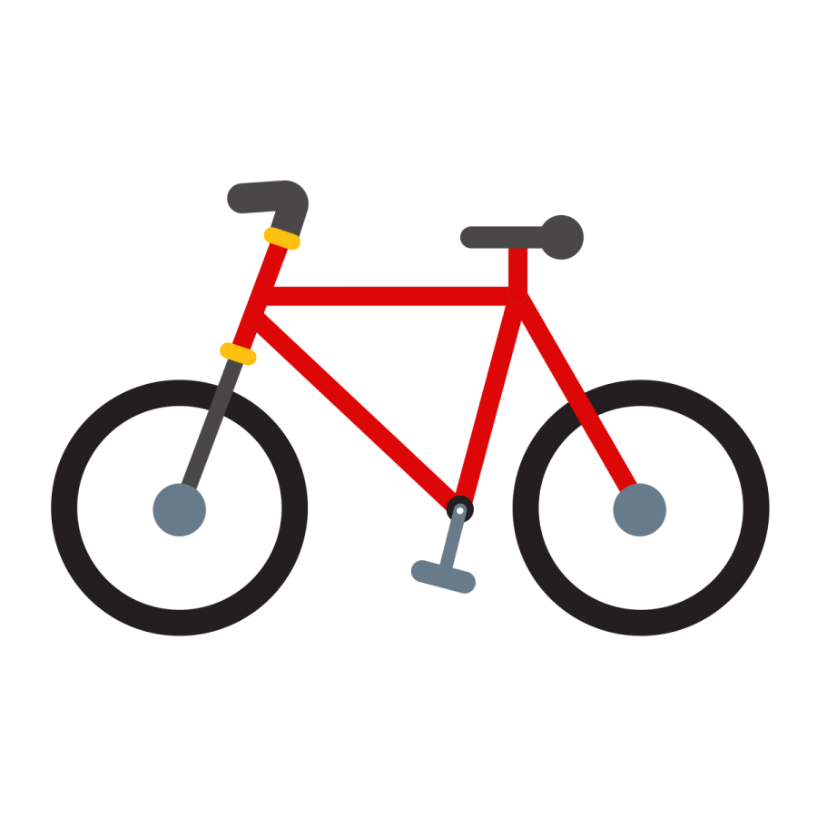Cycle vector. Png icon transparent background