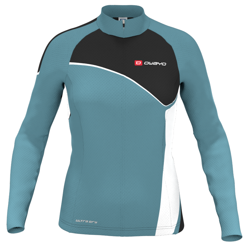 Cycle vector ladies. Owayo cycling jersey cl