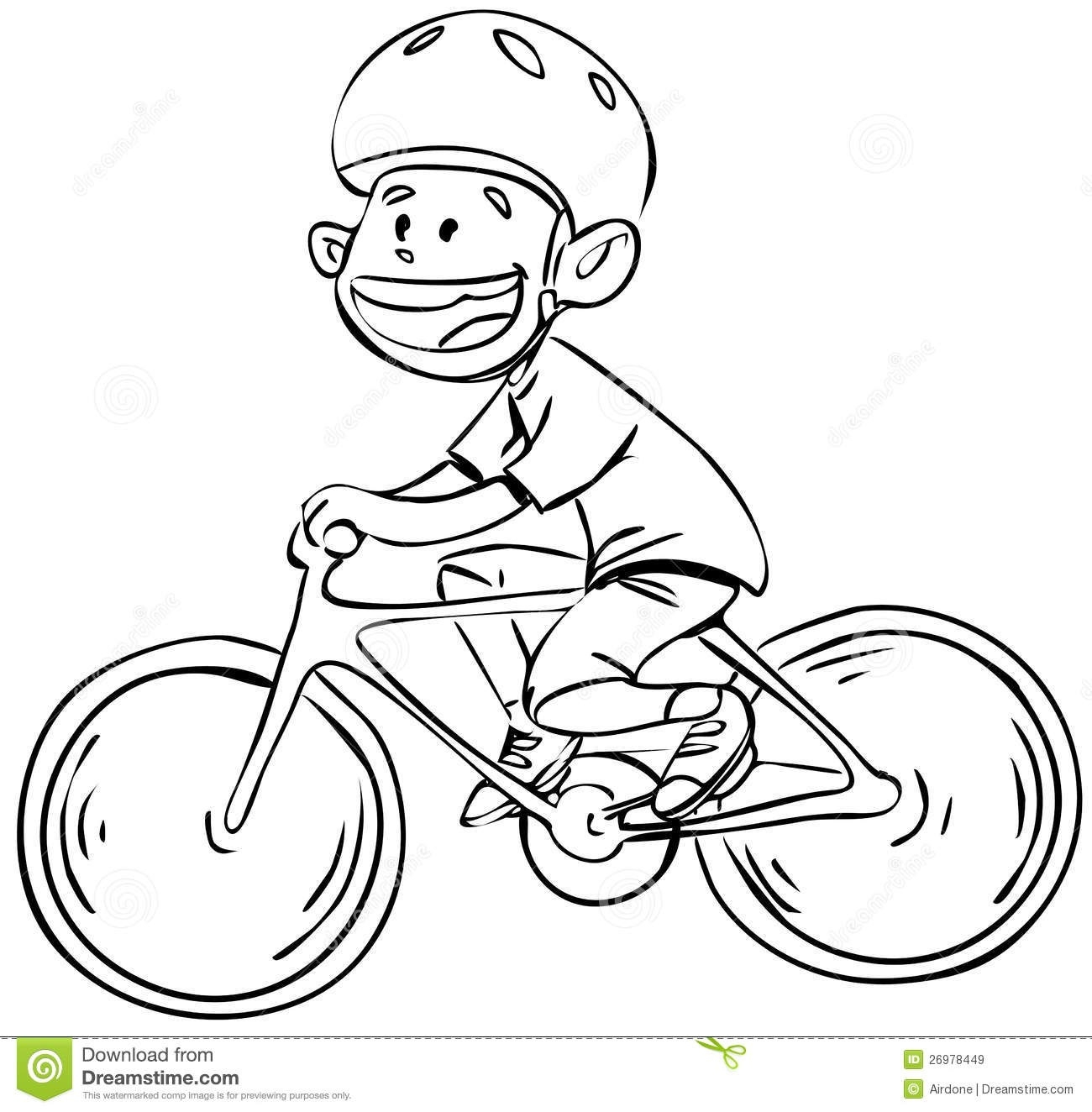 Cycling clipart black and white. Bicycle kind of letters clipart library