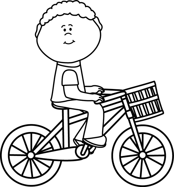 Cycling clipart car bike. Bicycle clip art images svg free library