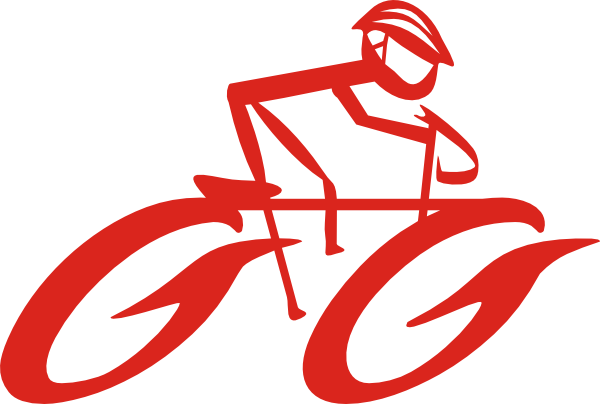 Cycling clipart cycling competition. Free cyclist picture download