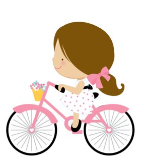 Cycling clipart girl paris. Best clip art