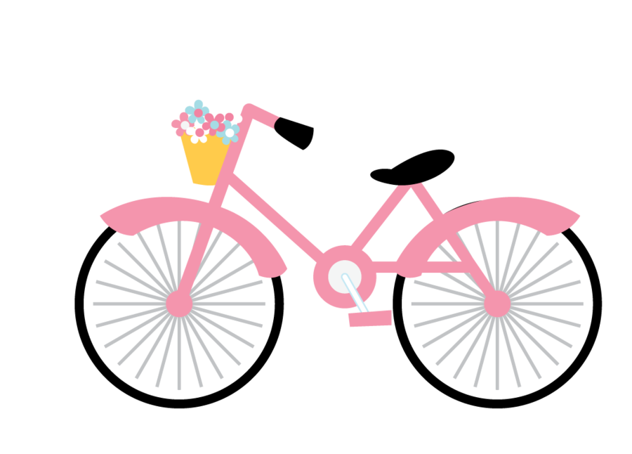 We love zwd artboards. Cycling clipart girl paris banner freeuse library