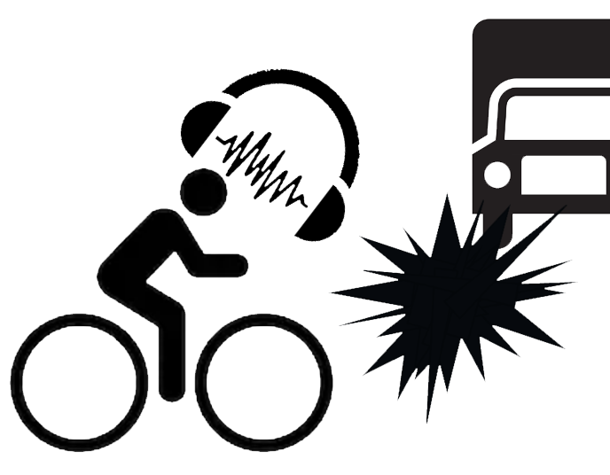 Cycling clipart man. Sign bike safety do
