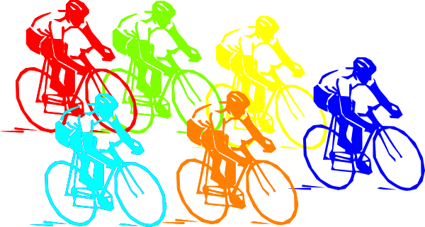 Ardeatina bike clip art. Cycling clipart recreation clip art library stock