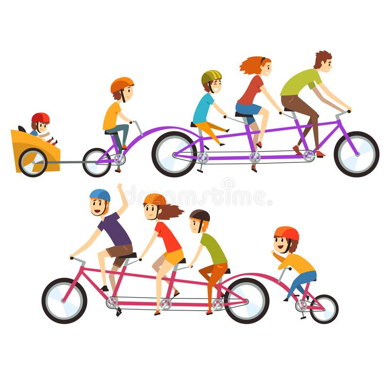 Cycling clipart recreation. Illustration of two happy clipart transparent download