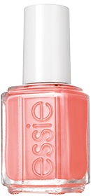 D transparent coral pink. Peach side babe soft