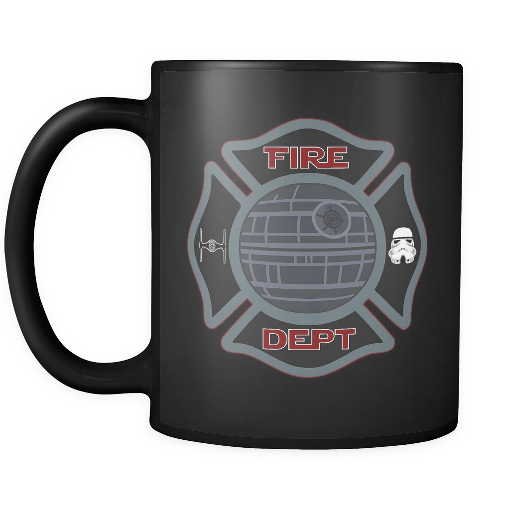 Transparent d limited edition. Star fd oz mug