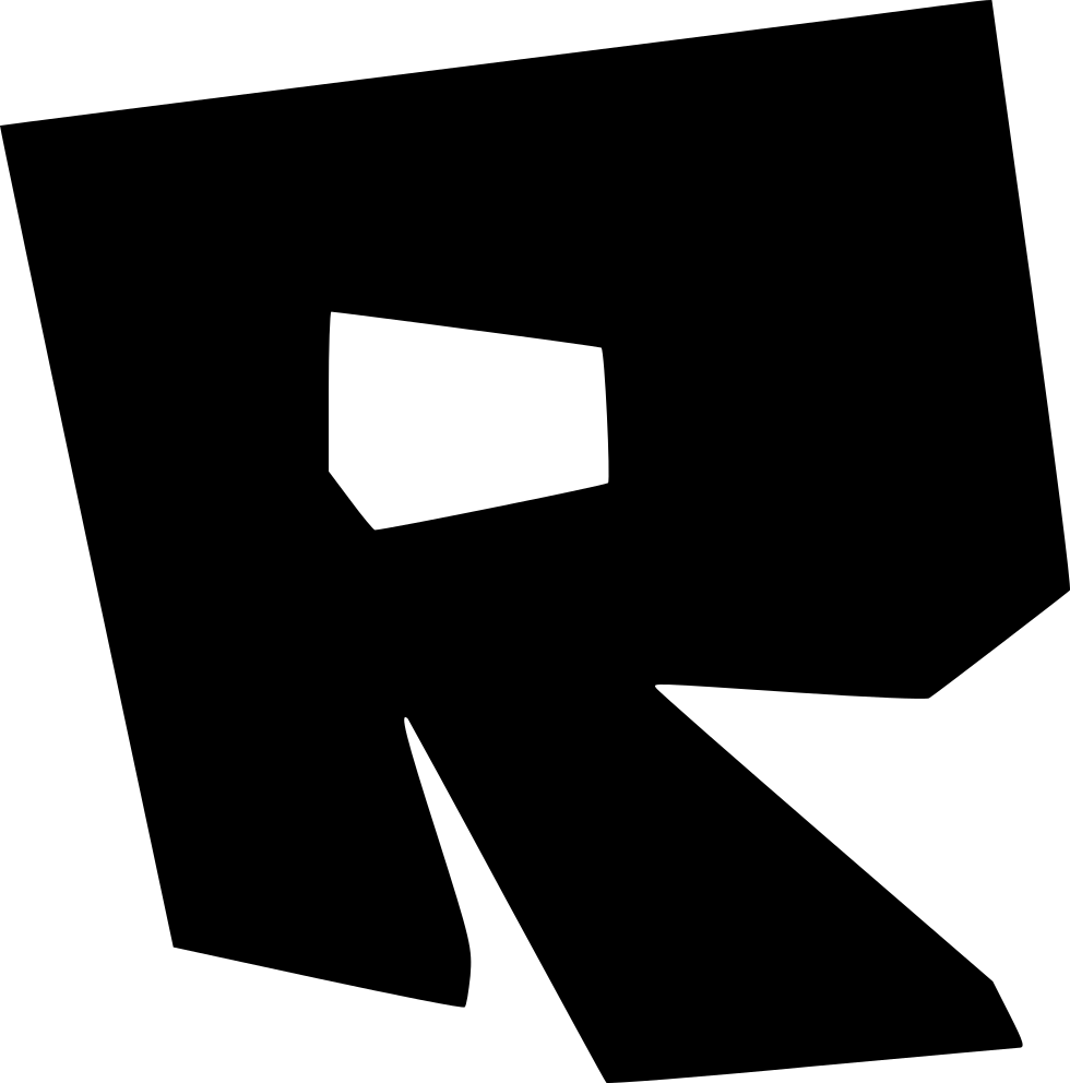 D transparent roblox. Svg png icon free