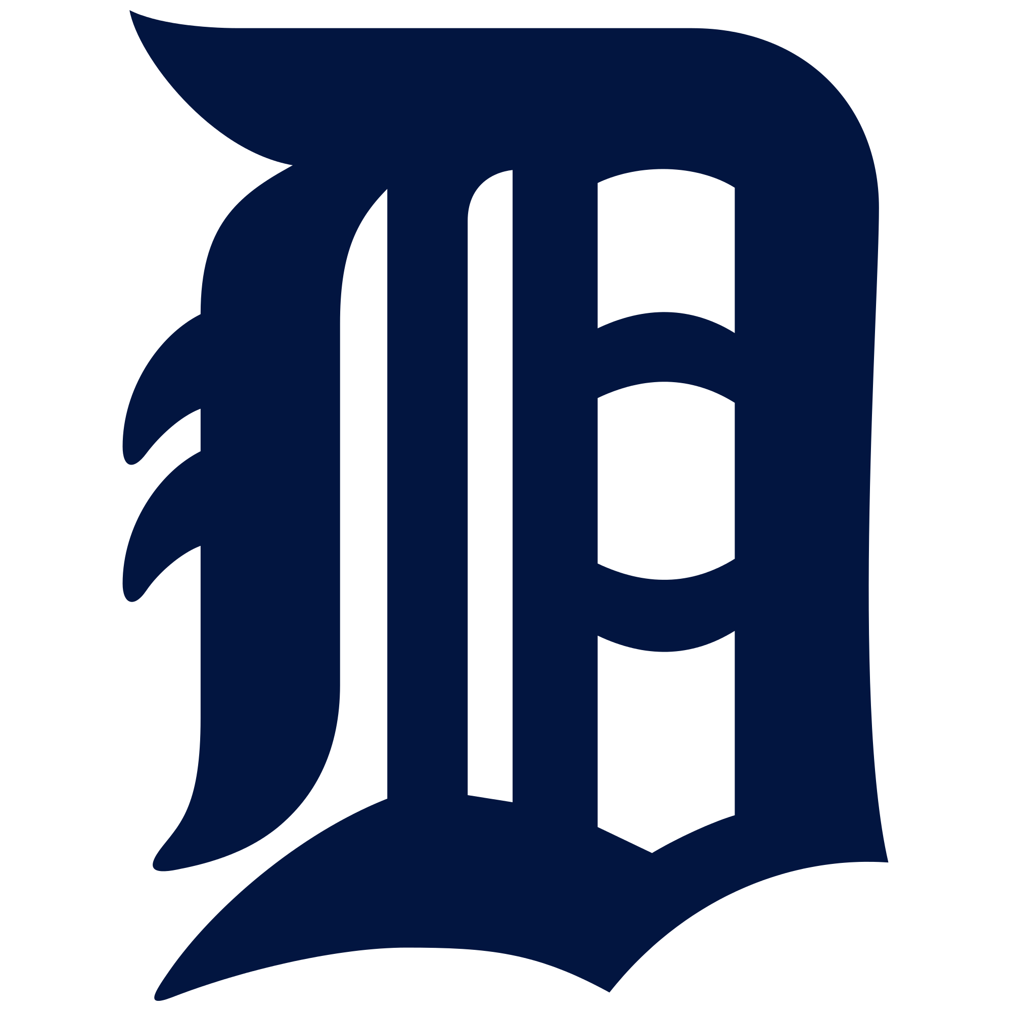 Transparent d text. File detroit tigers textlogo